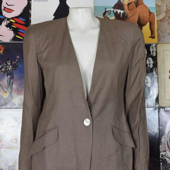 True Vintage 70s Christian Dior Blazer Jacket